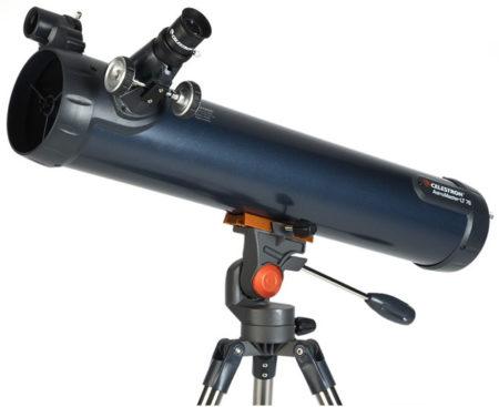 Телескоп Celestron AstroMaster 76 AZ LT