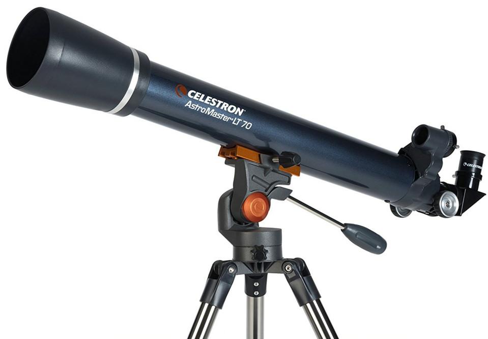 Телескоп Celestron AstroMaster 70S AZ LT