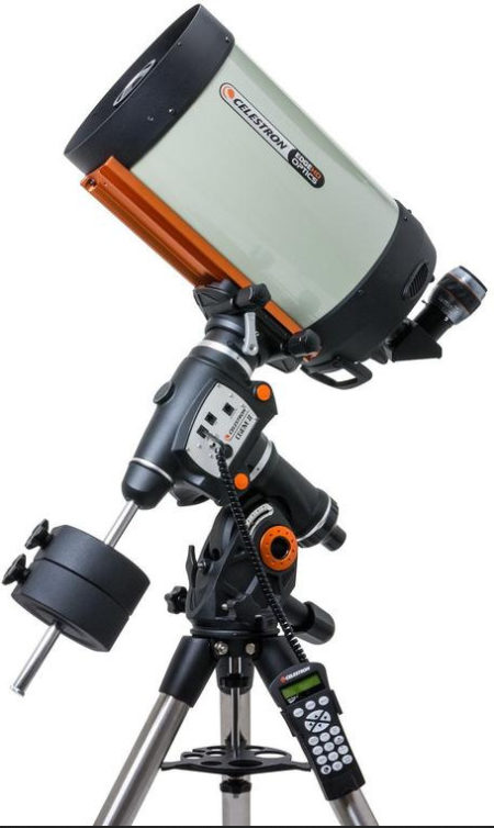 Телескоп Celestron CGEM II 1100 Edge HD