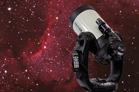 Телескопы CPC DELUXE HD