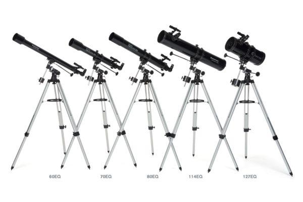 Телескоп Celestron PowerSeeker 80 EQ