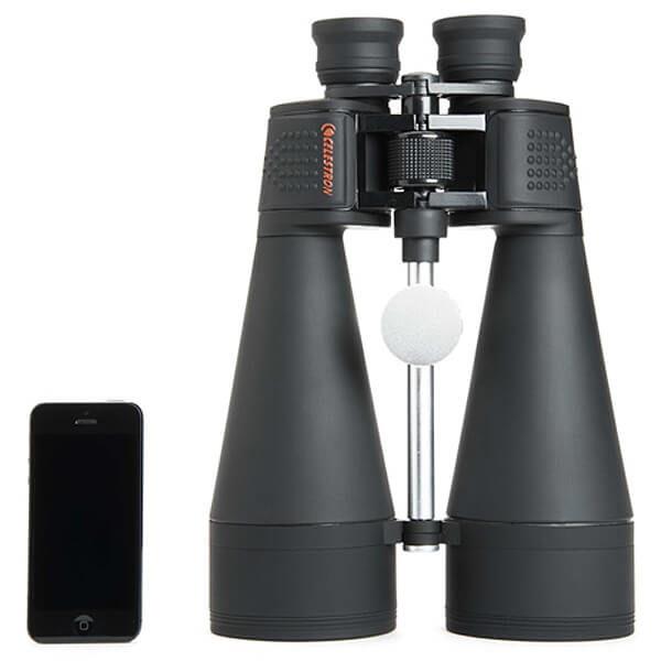Бинокль астрономический Celestron SkyMaster 20x80