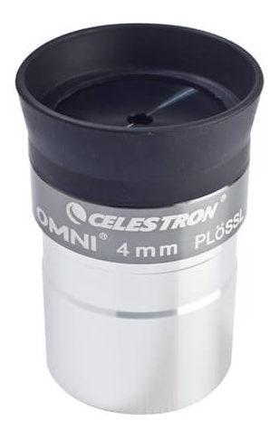 "Окуляр Celestron Omni 4 мм, 1,25"""