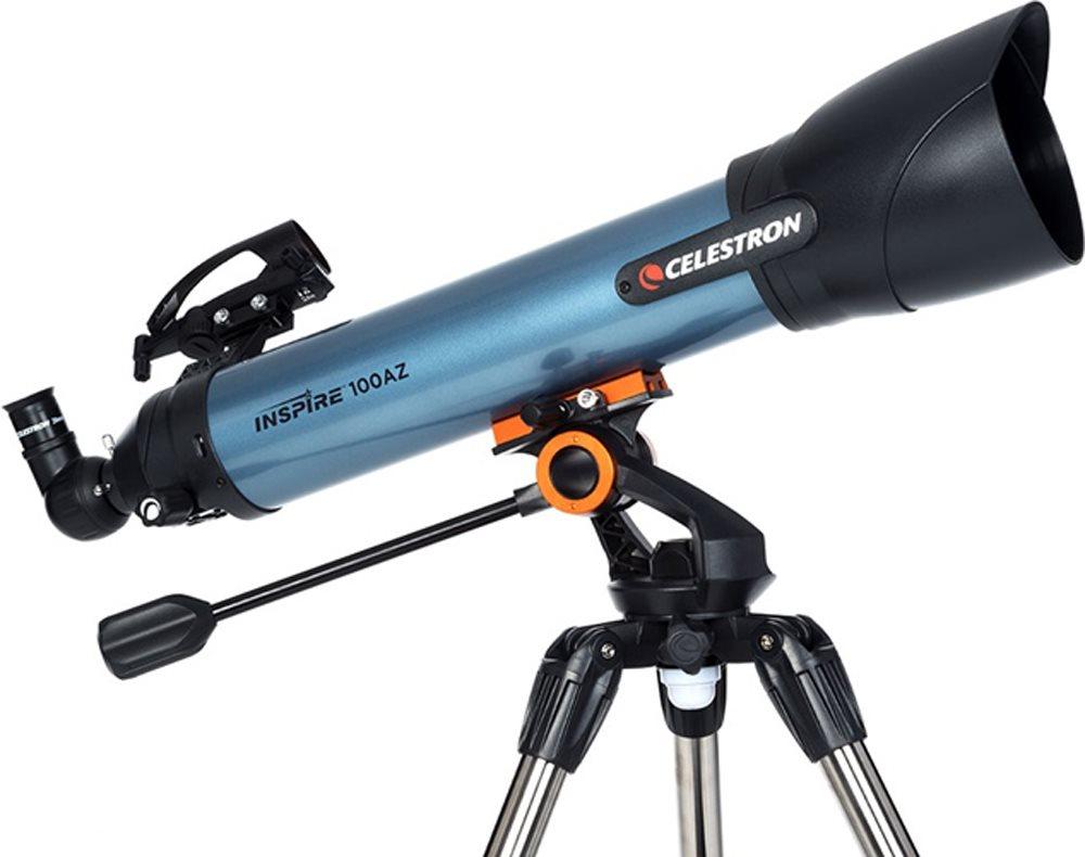 Телескоп Celestron Inspire 100mm AZ