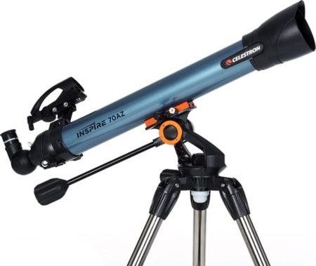 Телескоп Celestron Inspire 70mm AZ