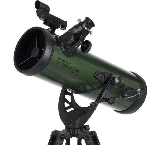 Телескоп Celestron ExploraScope 114AZ