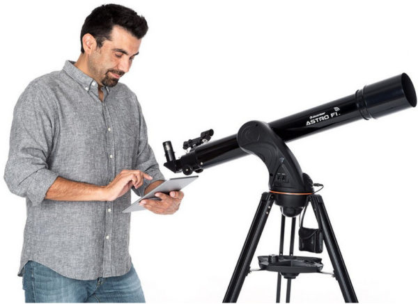 Телескоп Celestron Astro Fi 90