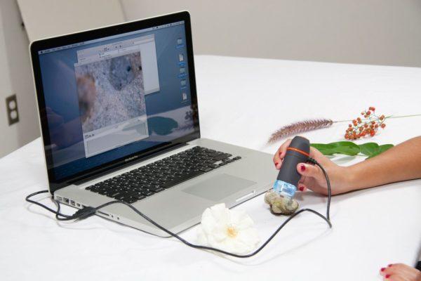 Celestron Mini Handheld Digital, портативный цифровой микроскоп