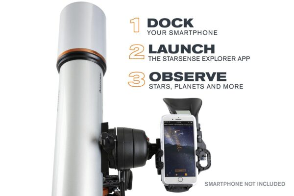 Телескоп StarSense Explorer DX 102 AZ